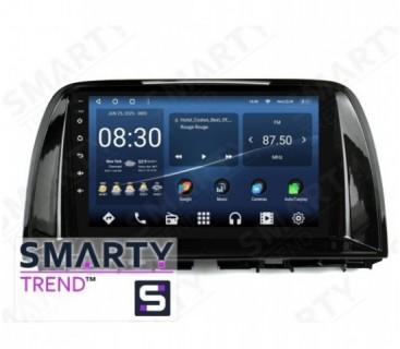 Mazda 6 2014-2016 Android Car Stereo Navigation In-Dash Head Unit