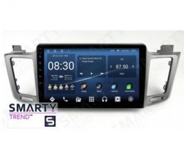 Toyota RAV4 2013-2016 Android Car Stereo Navigation In-Dash Head Unit