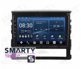 Toyota Land Cruiser 200 2015+ Android Car Stereo Navigation In-Dash Head Unit