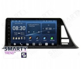 Toyota C-HR Android Car Stereo Navigation In-Dash Head Unit