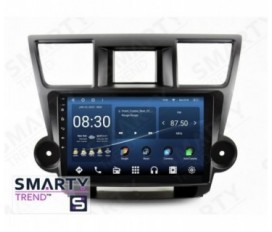 Toyota Highlander 2011-2015 Android Car Stereo Navigation In-Dash Head Unit