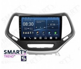 Jeep Cherokee 2016 Android Car Stereo Navigation In-Dash Head Unit