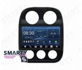 Jeep Compass 2010-2016 Android Car Stereo Navigation In-Dash Head Unit