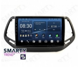 Jeep Compass 2017 Android Car Stereo Navigation In-Dash Head Unit