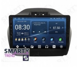 Hyundai ix35 2009-2012 Android Car Stereo Navigation In-Dash Head Unit