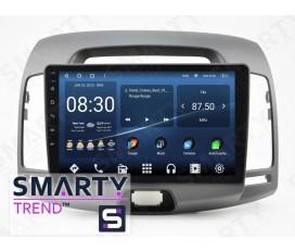 Hyundai Elantra 2007-2011 Android Car Stereo Navigation In-Dash Head Unit