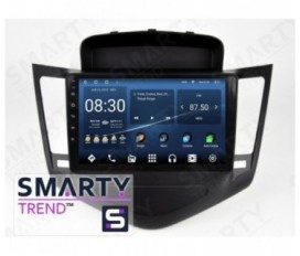 Chevrolet Cruze 2008-2013 Android Car Stereo Navigation In-Dash Head Unit