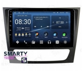Mercedes-Benz CLS-Class (w219) 2001-2009 Android Car Stereo Navigation In-Dash Head Unit